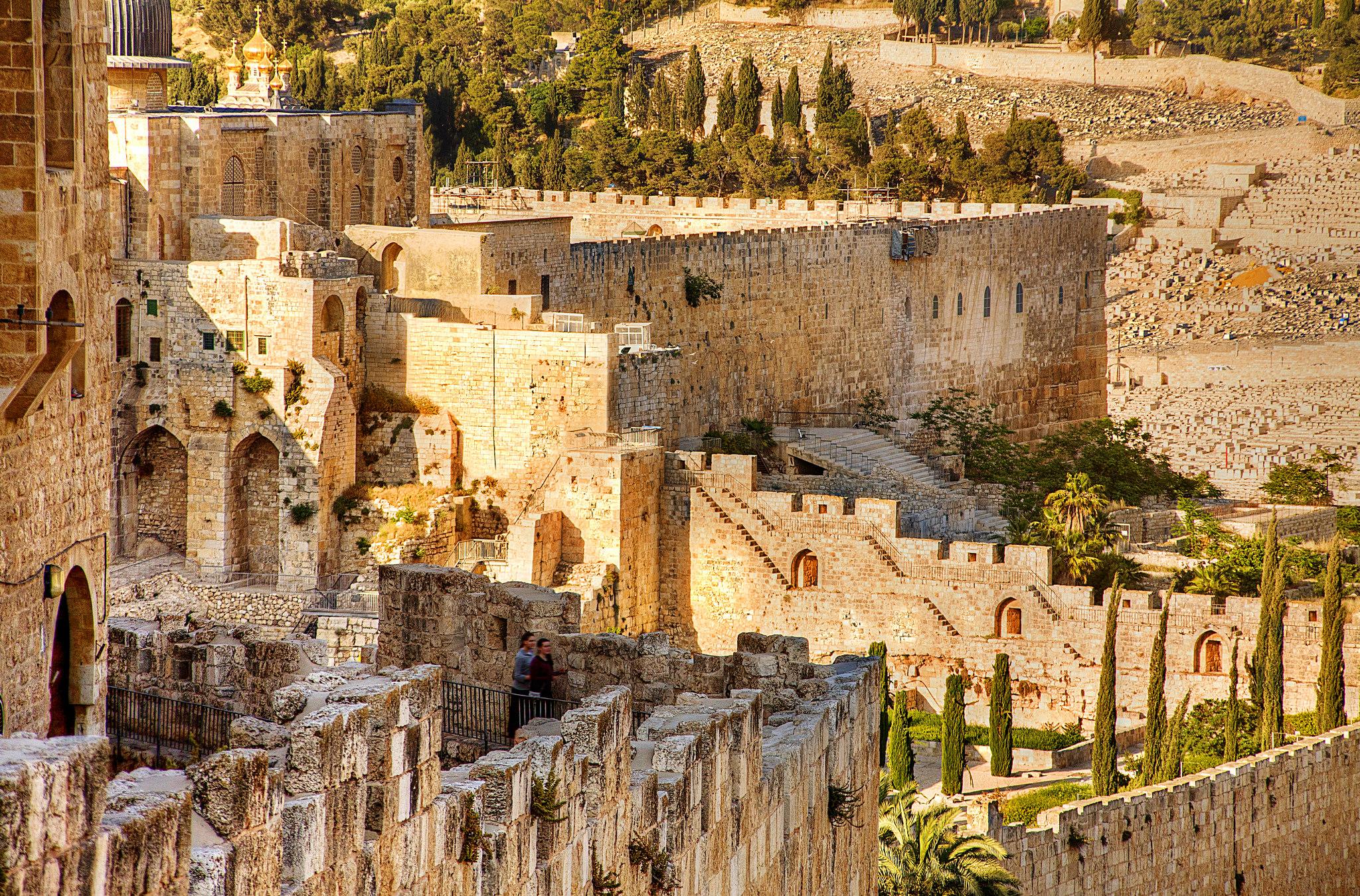 Археологи нашли на территории Иерусалима древнее захоронение обезглавленных жаб